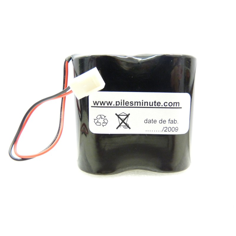 daitem compatible pile batterie alarme batli02 7 2v 13 0ah compatible daitem logisty sans. Black Bedroom Furniture Sets. Home Design Ideas