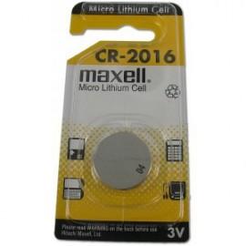 MAXELL Pile Bouton Lithium - CR2016 Standard - BATLI07