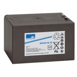 EXIDE Sonnenschein 12V - 10Ah - Dryfit A500 - Bac VO - A512/10S