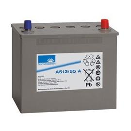 EXIDE Sonnenschein 12V - 55Ah - Dryfit A500 - B Auto - A512/55A
