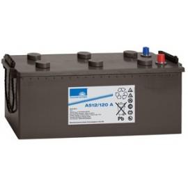 EXIDE Sonnenschein 12V - 120Ah - Dryfit A500 - B Auto - A512/120A