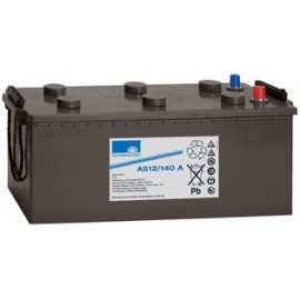 EXIDE Sonnenschein 12V - 140Ah - Dryfit A500 - B Auto - A512/140A