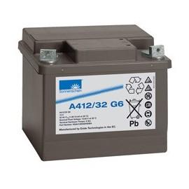 EXIDE Sonnenschein 12V - 32,0Ah - Dryfit A400 - LL - G6