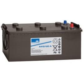 EXIDE Sonnenschein 12V - 120,0Ah - Dryfit A400 - LL - B Auto