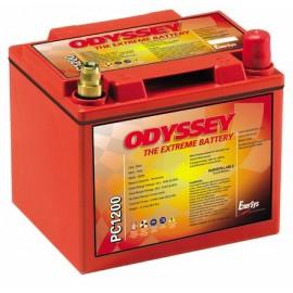 ODYSSEY Batterie ODYSSEY – Pb PUR - PC1200T 12V – 44Ah