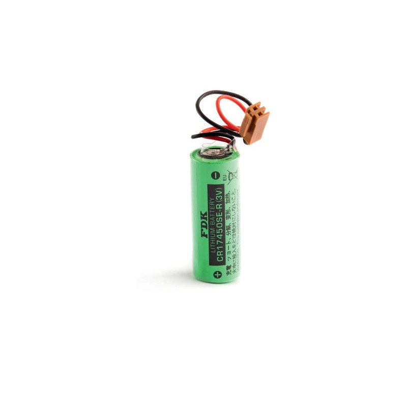 chrono pile lithium cr17450 3v 2500mah connecteur. Black Bedroom Furniture Sets. Home Design Ideas