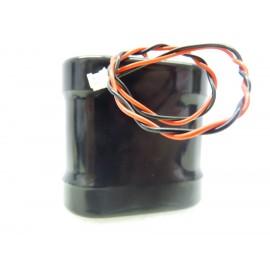 CHRONO Pile Batterie Alarme Compatible NOXALARM - D - LSH20 - 7.2V - 13Ah + Connecteur
