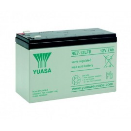 YUASA 12V - 7.0Ah - RE7-12FR - AGM