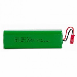 CHRONO PACK Batterie NiMh 12.0V - 700mAh - Emetteur Collier SPORTDOG - SPORTHUNTER - Kinetic SD 2400 - MH700AAA10YC