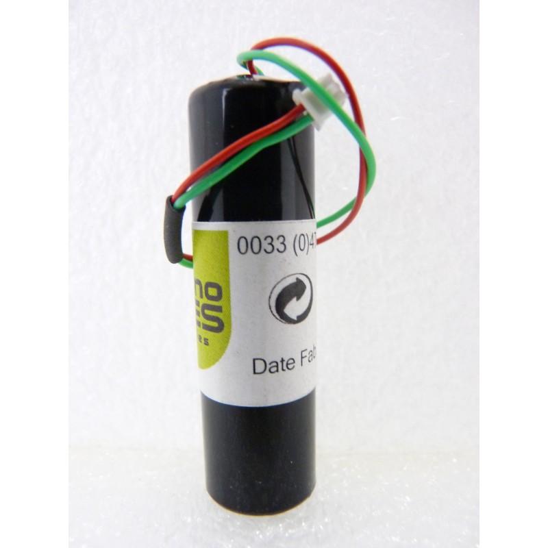 chrono pile batterie alarme compatible silentron aa 3 6v 2 4ah connecteur contact porte. Black Bedroom Furniture Sets. Home Design Ideas