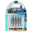 ANSMANN HR03 - AAA 1100mAh - Blister x 4