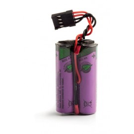 CHRONO Pack lithium SL760 - 3.6V - 2200mAh + connecteur