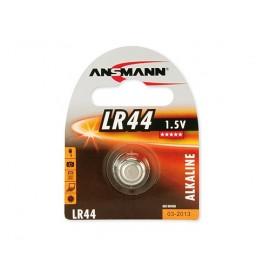 ANSMANN Pile Bouton Alcaline - LR44 - AG13 - V13G - LR1154 - A76