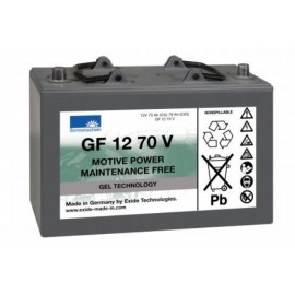 EXIDE - TUDOR - 12V - 70Ah - GF12-070V