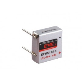 Pile Lithium Prismatique 3.6V – LTC-3 - EF651615