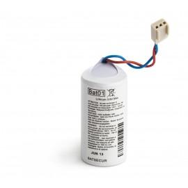 DAITEM Compatible Pile Batterie Alarme BATLI01 - 3,6V - 5,0Ah - Compatible DAITEM/LOGISTY
