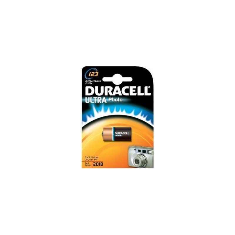 Duracell cr123 m3 cr123a cr17345 cr2 38l - Pile cr2 3v ...
