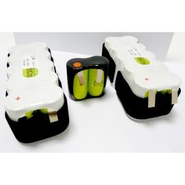 CHRONO PACK Batterie NiCd 26.4V - 3000mAh - Sécateur PELLENC P2000