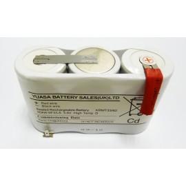 Pack Batterie BAES NiCd – 3,6V – 4Ah – D