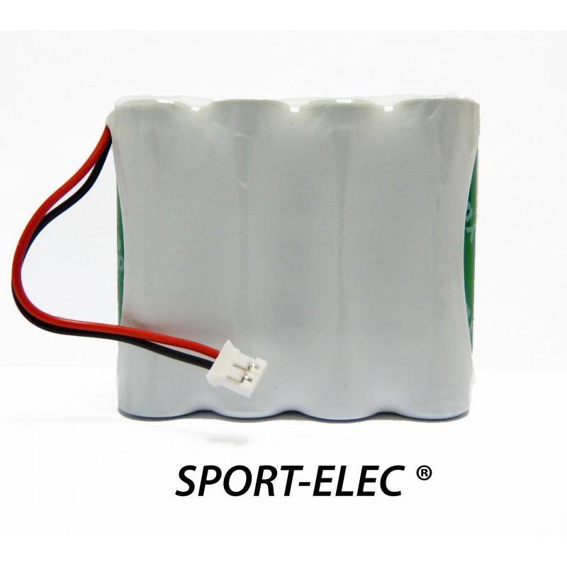 batterie multi sport elec nimh 4 8v 1700mah. Black Bedroom Furniture Sets. Home Design Ideas