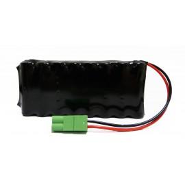 CHRONO PACK Batterie NiMh 9.6V - 800mAh + Sortie Connecteur - 8N660 - Z
