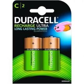 DURACELL HR14 - C 2200mAh - Blister x 2