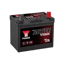 Batterie YUASA U1R - 12V - 30Ah - pour machines de garden